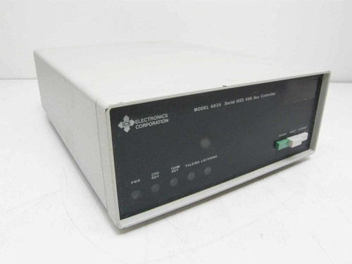 ICS Electronics Serial to IEEE 488 HPIB Bus Controller (4835)