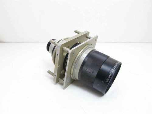 Zolomatics Zoom TV Lens F=16 -160mm f/2.5 1600