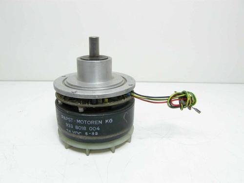 PAPSTMOTOREN 24VDC 1.82 Variodrive motor (933 8018 004)