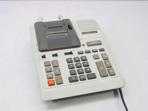 Casio Electronic Printing Calculator (R-1203)