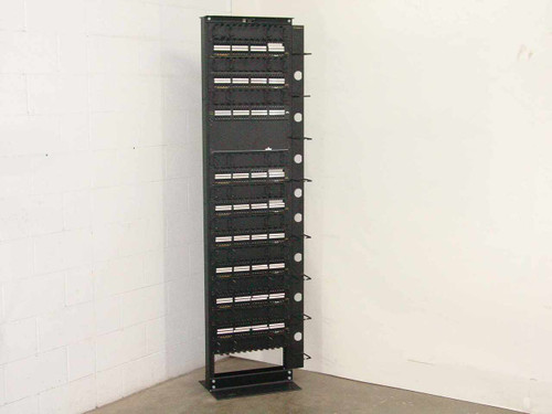 Homaco Inc. 19-84-T2SD B DirectPath Cable Rack Loaded
