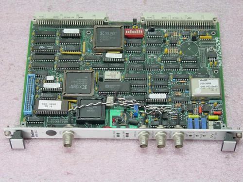 TrueTime 560-5608 VME-SG Signal Generator Card Firmware Rev. 560-306