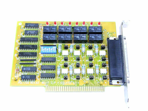 Advantech Relay O/P & Isolated D/I PCL-725