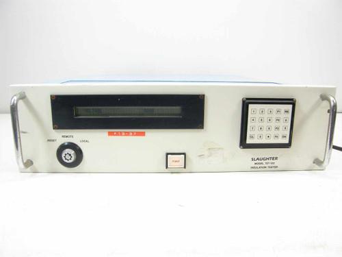 Slaughter  Rackmount Insulation Tester 727 / 103MP-3