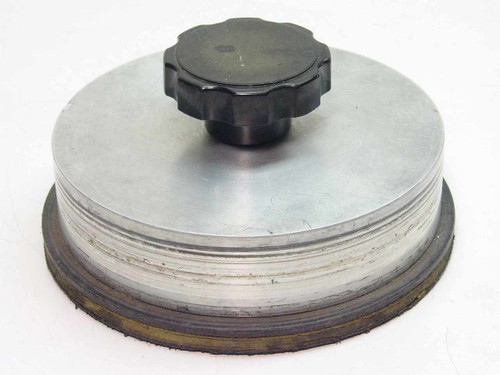 "Lapper Weighted Polishing Wheel for Lapper (6"")"