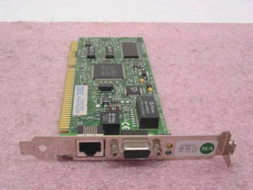 IBM Turbo 16/4 Token Ring ISA - 72H3500 (72H3496)
