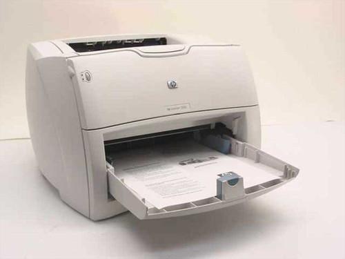 HP LaserJet 1300 Desktop Printer w/ C6502A Adapter 22 (Q1334A)