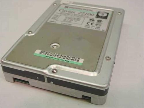 "Western Digital WDAC22100 2.1GB 3.5"" IDE 40-pin Hard Drive"