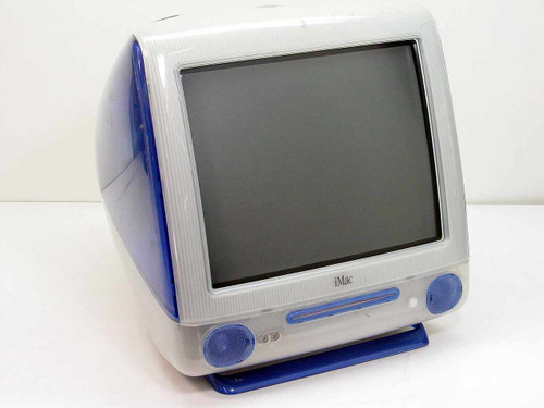 Apple iMac G3/500MHz Summer 2001 - Indigo/Snow Computer (M5521)