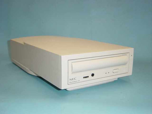 NEC 2x External Multispin CD-ROM Drive (CDR-300)