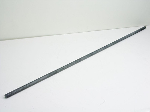 "Rod Galvanized and Oiled 5/8"" 12"" Long (All Thread)"