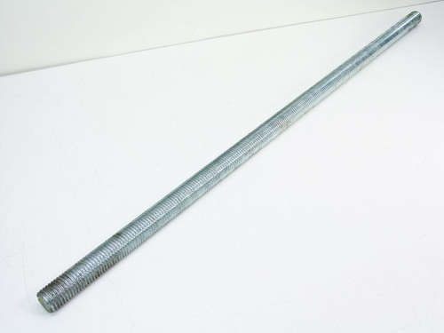 """Rod Galvanized and Oiled 1 1/8"""" 36"""" Long (All Thread)"""