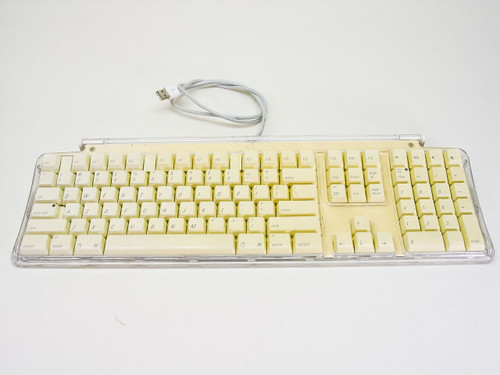 Apple Macintosh USB Pro Keyboard Clear (M7803)