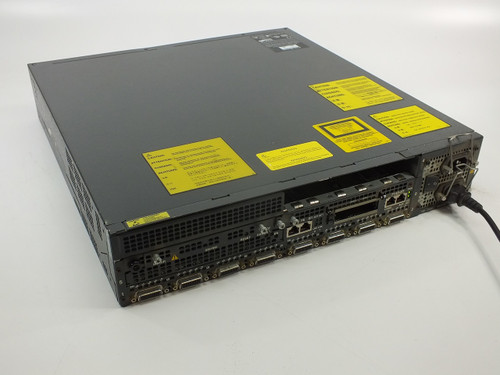 Cisco 7100 Series Router (7140-8T) No Face Plate