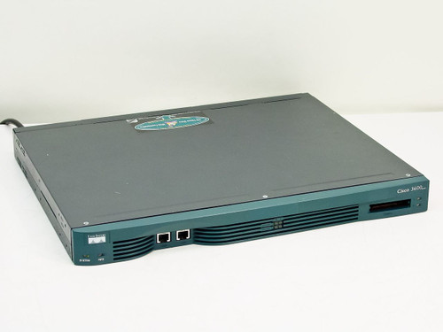 Cisco 3600 Series Router Chassis (Cisco3620)