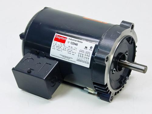 Dayton Industrial Motor 1Z946