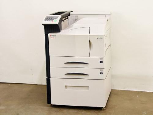 Kyocera Mita Ecosys 50 PPM Laser Printer 11x17 Paper Drawer, 40GB HD (FS-9500DN)
