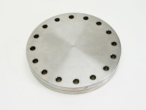 "Huntington Labs / MDC Vacuum Conflat Flange (O.D. 6"")"