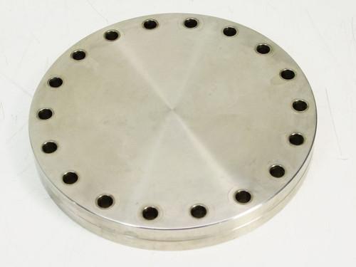 "Huntington Labs Vacuum Conflat Flange O.D. 6.75"""