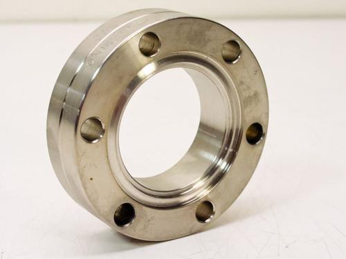 "Huntington Labs Vacuum Conflat Flange (O.D. 2.75"", I.D. 1.5"")"