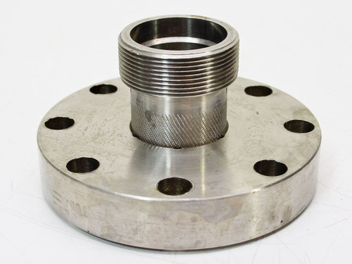 "Huntington Labs Vacuum Conflat Flange Reducer O.D. 3.375"", I.D. 1"""