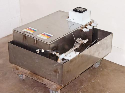 Signet PSR Tank w/Signet Flow Sensor & Monitor &GF& P525-1 / 3-5100 Metalex