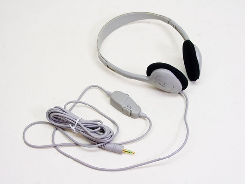 HP LT-100 3.5mm Computer Headphones - Box of 100 (5182-3552)