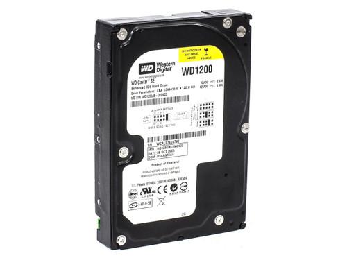"""Western Digital 120GB 3.5"""" 7200RPM Caviar SE IDE Hard Drive (WD1200JB)"""