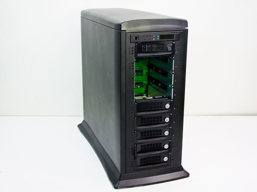 Kingston  StorCase Hard Drive Storage Cabinet w/ 9 Bays and  S10A107