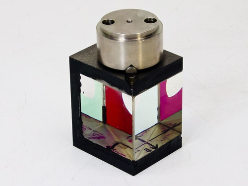 Optical Beam Splitter / Double Prism (56mm)
