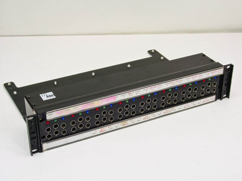 ADC Video Patch Bay - Rackmount (CV-8-N)