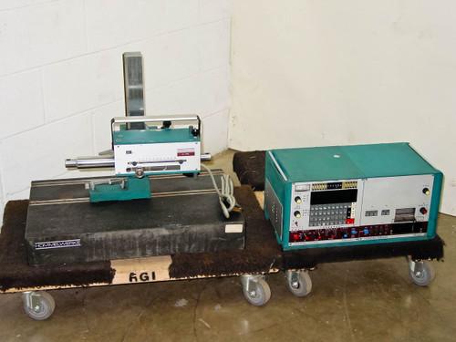 Hommelwerke Surface Profile Tester Measuring Instrument (LV-100)