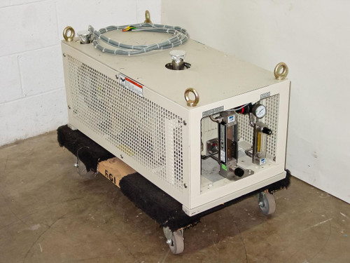 Ebara Dry Vacuum Pump 2 (40X20) AS-IS/Untested