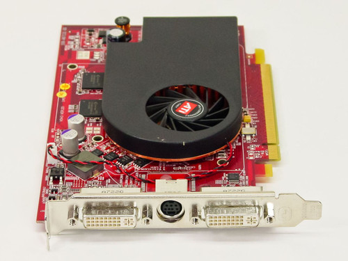 HP Radeon X1600XT Dual Head 256MB PCI-E Video Card (419543-001)