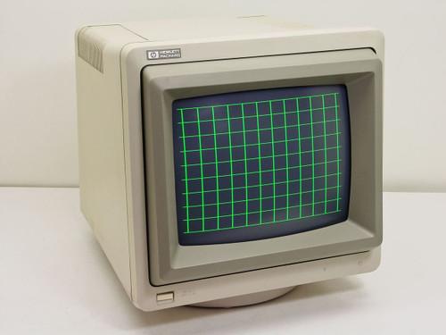 "HP 12"" Green Monochrome Monitor (35731D)"