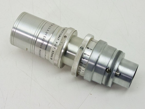 Eastman Kodak Anastigmat Lens (F-2.7)
