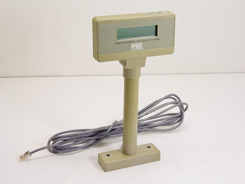 Spectra Physics Scale Display for POS System 4683 - RJ11 (960RD)