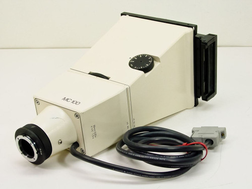 Polaroid Electronic Shutter Assembly w/ Film Holder (MC100)