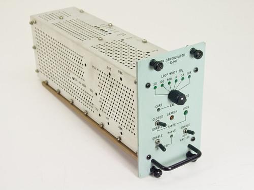 Microdyne PM Demodulator (1451-D)