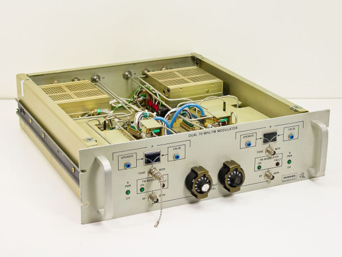 Hughes  Dual 70MHz FM Modulator  3808777