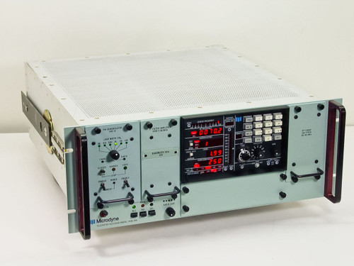 Microdyne Telemetry Receiver 105-316-81 Standard plug (1400-MR)