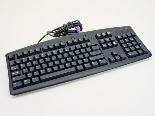 Dell Black Multimedia Keyboard - PS/2 (09C487)