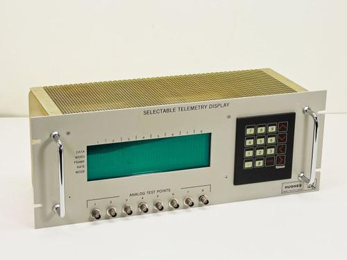 Hughes  Selectable Telemetry Display 3814110