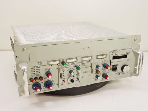 Microdyne Corporation Telemetry Receiver w/ 3 Modules (1100-AR)