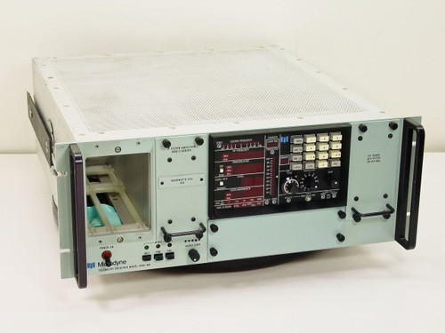 Microdyne Telemetry Receiver - Empty Slot A (1400-MR)
