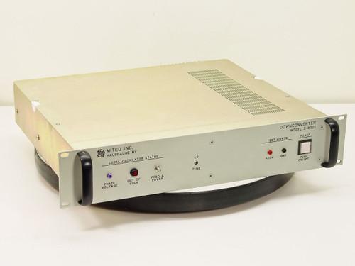 Miteq Downconverter  D-8001