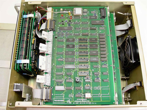 Hughes Synchronous Command Generator 3814100-100