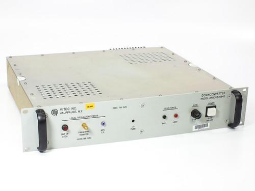 Miteq DN8000/5942 Downconverter Frequency 4198.625/70.5MHz