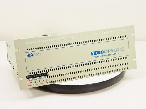 General Instrument VideoCipher II VCRS Commercial Descrambler (76590-1)