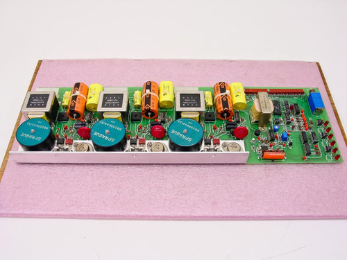 Varian Current Limit and Logic PCB Board (01-000437-00)
